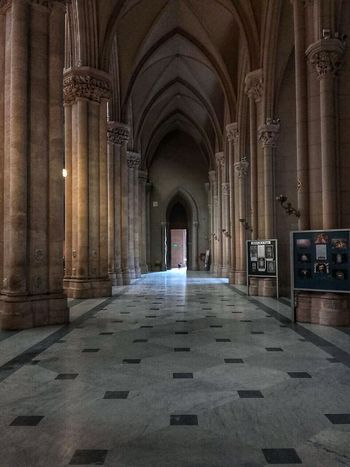 EyeEmNewHere Architectural Column History Built Structure Arch Indoors  Travel Destinations Architecture Place Of Worship No People Day Medieval Primerolacomunidad Argentinaphotography Photooftheday Photography Visualambassadors EyeEm Best Shots Tourism Moodygrams Way2ill Religion Cultures Indoors  EyeEm