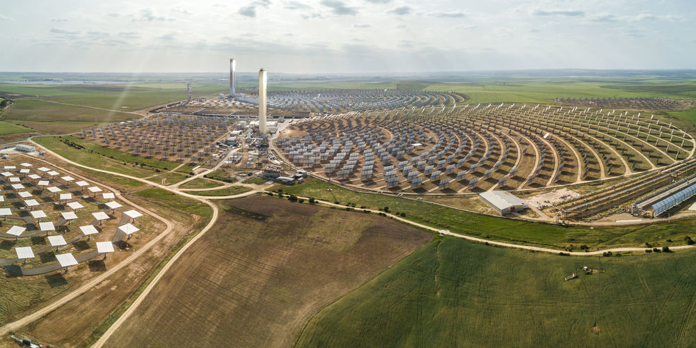 Bird Eyes View DJI Mavic Pro Drone  From My Point Of View From Above  SPAIN Solar Aerial View Agriculture Beauty In Nature Cloud - Sky Dji Dronephotography Field High Angle View Landscape Nature No People Outdoors Patchwork Landscape Power Station Rural Scene Scenics Sky Solar Plant