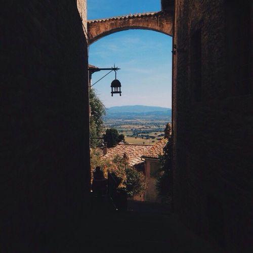 Summer in Italy.