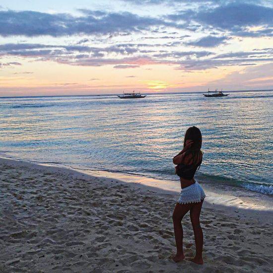 Arina Russian Beauty Maui Hawaii Lahaina Sunset Beach Toesinthesand My Girl