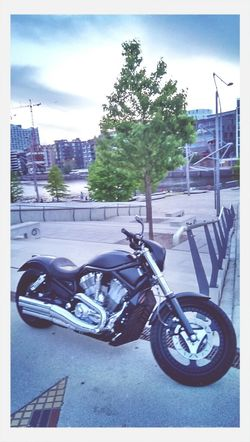 Bike Motorcycles Hafencity