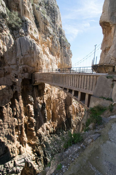 Adventure Architecture Bridge Bridge - Man Made Structure Built Structure Caminito Del Rey Cayon Close-up Connection Crossing Day Hiking Hikingadventures Hydroelectric Power Landmark Mountain Nature No People Outdoors Path Ruins Ruins Architecture Sky Sunlight Tree