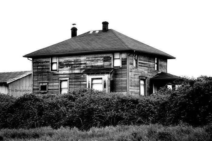 Creepy country house. Creepy Creepy House Suburbex Urbex