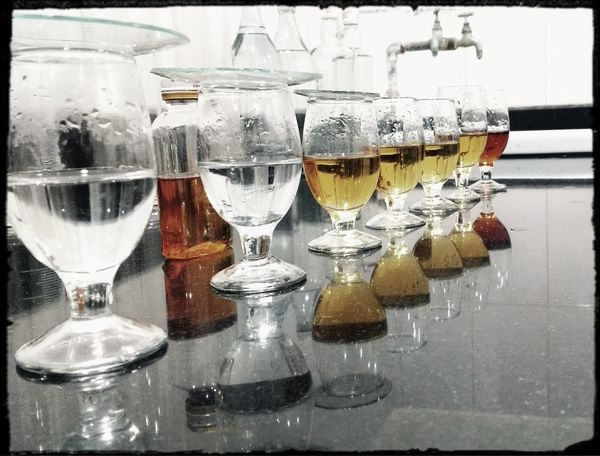 Whisky Tasting Samples....