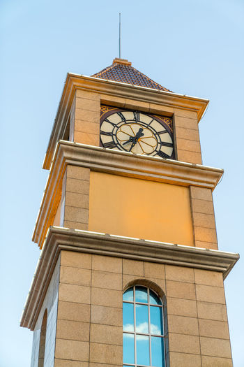 The bell tower of taiping town, nanyang, henan. Machine Machinery Nanyang Relaxing Taiping Traveling Bell Tower. Building Clock Clock Tower High Tower Nostalgia Old Outdoors Time