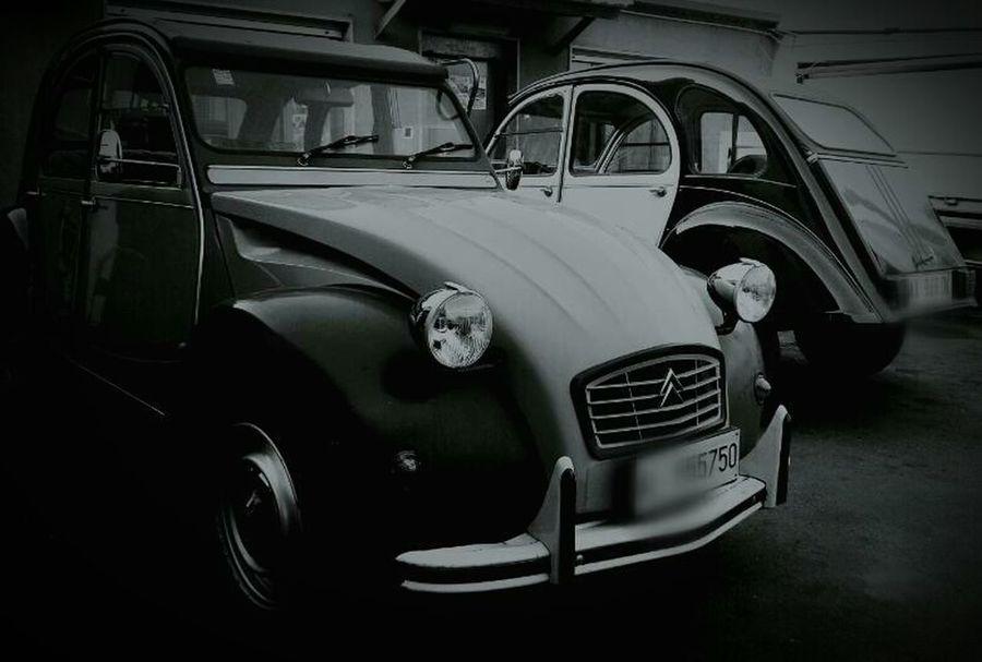 2cv Old Car Vintage Dyane Citroen2CV RememberTheTime