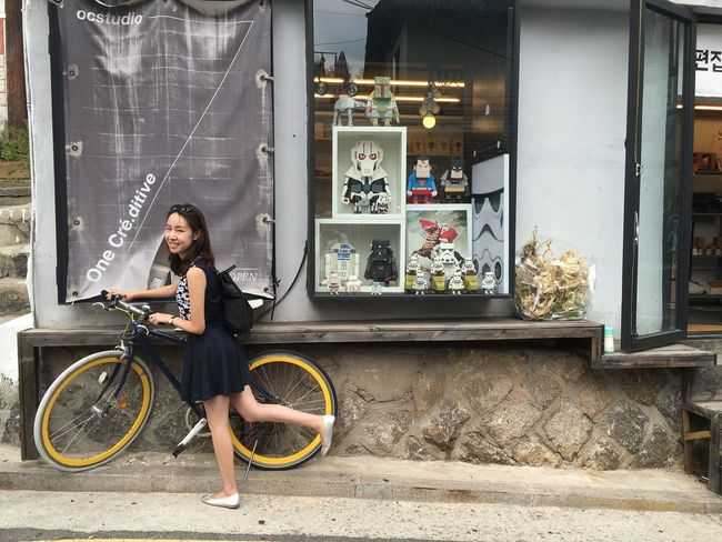 Enjoying Life Feel The Journey Feel The Moments Seoul Korea Old Village