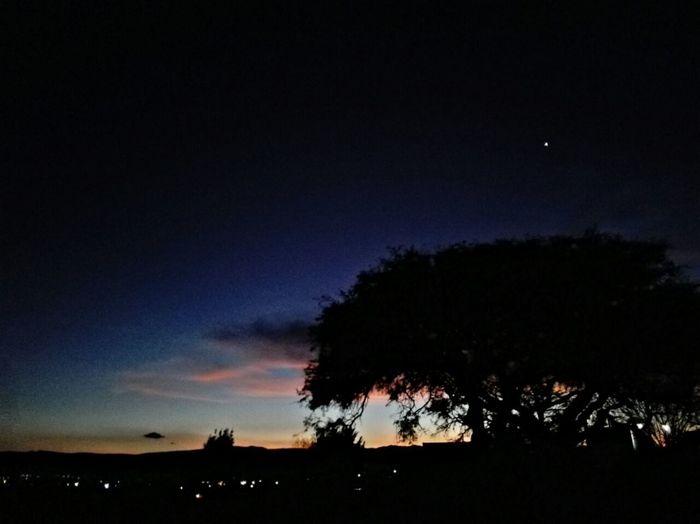 Sky Nature Atardecer Hermoso Mexico Oaxaca Photo Paisaje