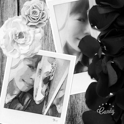 私🌷 Japan Photography Black And White 日本 Black Day Women City Life Memories Flower プロフィール