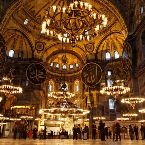 Architech Mimari Islam Islamicart art history istanbul fatih ayasofya hagiasophia byzantine