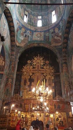 Manastir Morača, Kolašin Monastery Montenegro 🇲🇪 XII Century Curch Interior Curcharchitecture Fresco Decorations Religion Travel Destinations The Architect - 2018 EyeEm Awards