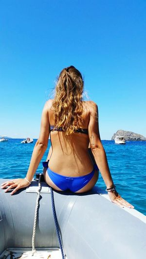 Relaxing Sea Traveling