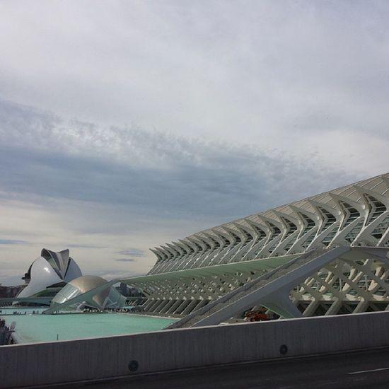 Buenos Dias. Sky And Clouds Valencia, Spain Arquitecture Around Me