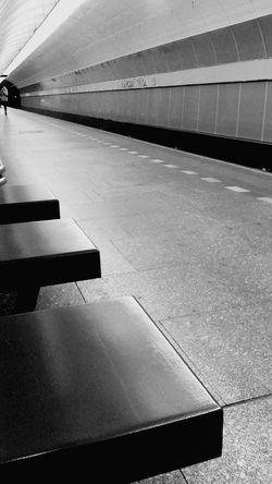 Subway Station Subwayphotography Way To Go Home