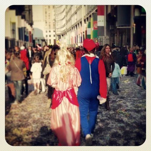 Carnevaleambrosiano Supermario Milano Travestimento