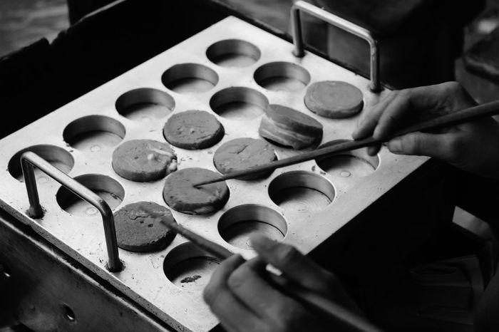 Working Hands Photowalk Fujifilm Market Photography