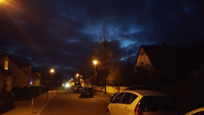 Picture Of Today Morning Falkenberg Berlin , Morning Sky Night Lights Nightphotography Landscape Landscape_Collection Landscape_photography Sky Cloud EyeEm Best Shots EyeEm Nature Lover ohne Filter 2016