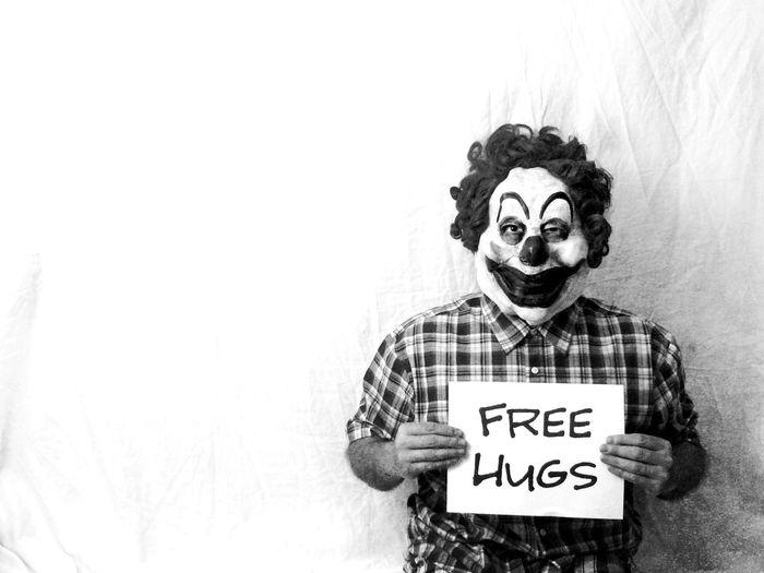 Free Hugs... Shootermag AMPt_community Portrait Darkart