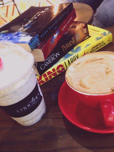 Coffee Books Friends Love ♥