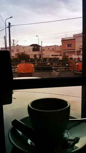 Coffee Break HTC_photography Hot Chocolate Hot Coffee Rainy Days Raining Outside Raindrops Coffee From My Window RainyDays