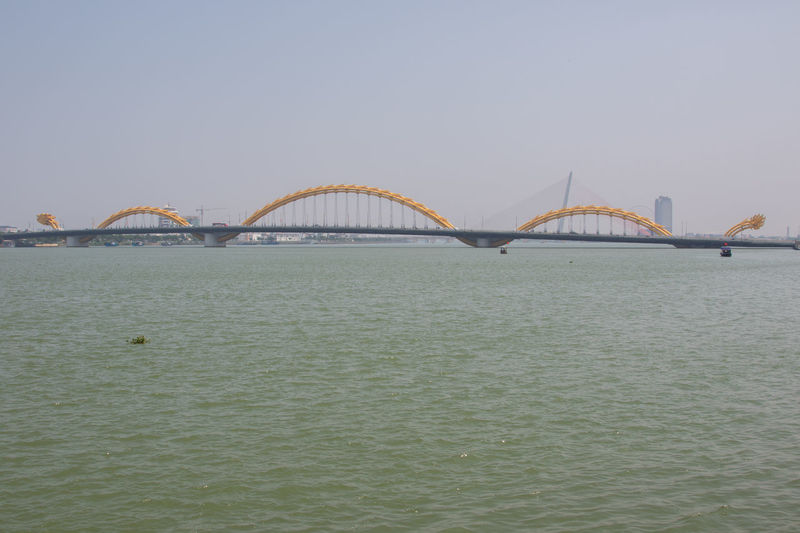 Vietnam Danang Dragon Bridge