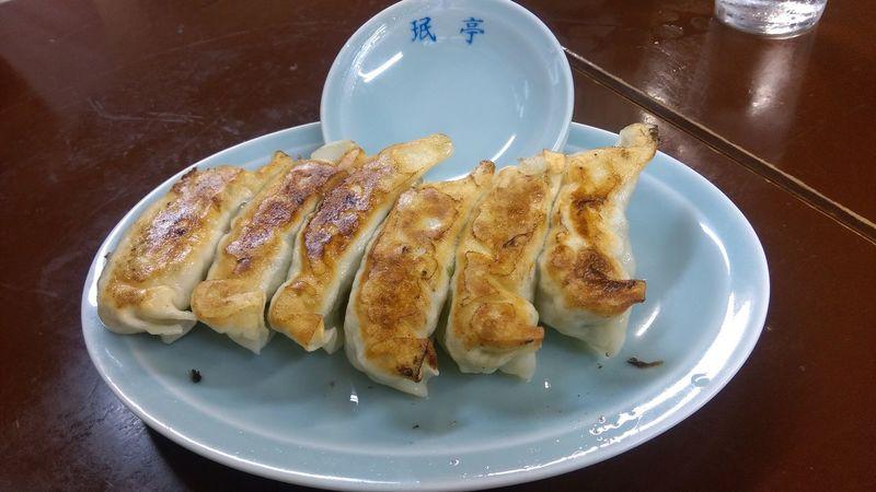 Chinese Food 餃子も最高! Foodporn Gyoza Enjoying A Meal