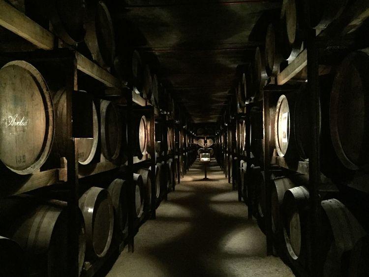 Wine Wine Cellar Winehouse Wine Time