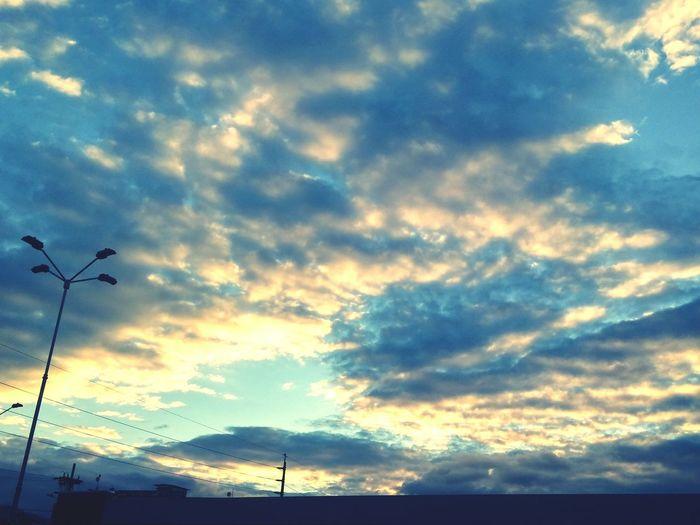 Beauti Taking Photos sky