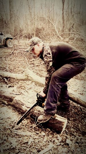 Preparing For Winter Woods Chainsaws