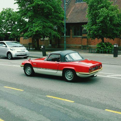 Lotus Elan Sprint Lotus Elan Sprint Veteran Car Old Car Old School