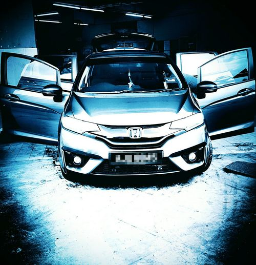 Honda Jazz Thepowerofdreams Malaysia Carwash