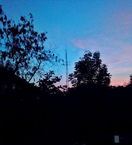 EyeEmNewHere Sunset Sky