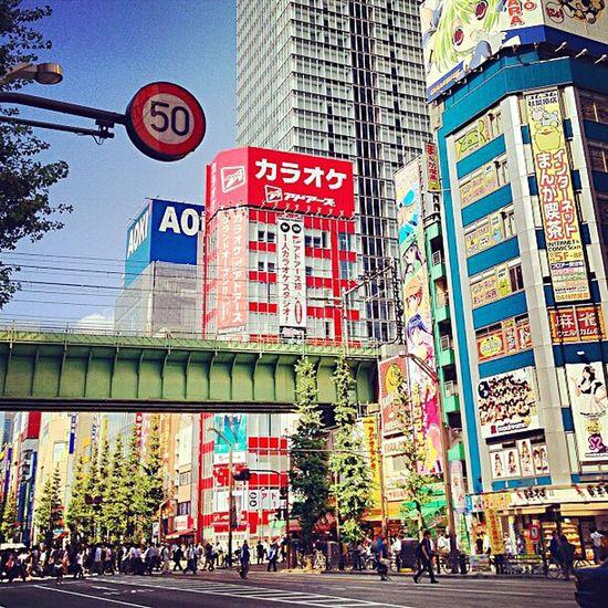 日本 東京 繁華年代的慢快活