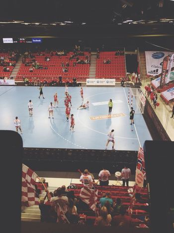 Handball Hurra Larvik Larvik Arena