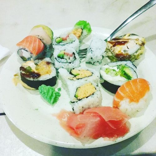 Sushi Sushibuffet Dinner Lunch