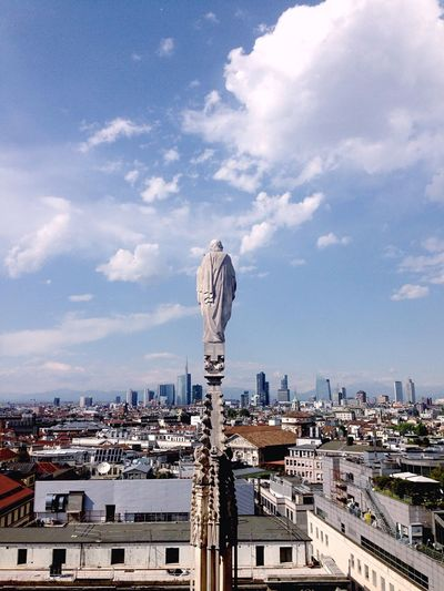 This is Control ! MayThe4thBeWithYou Duomo Duomo Di Milano Terrace Overthetop Top High Sightseeing Cityscapes