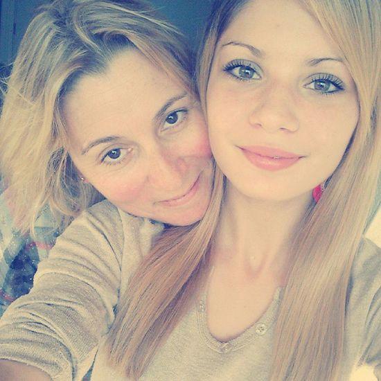 La plus belle femme de ma vie Maman ❤