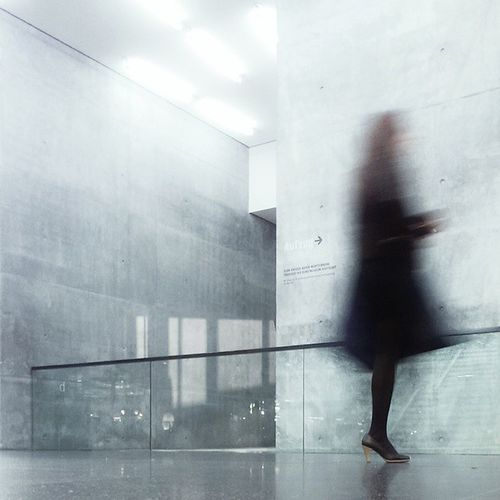 Stuttgart Kunstmuseum Gloomgrabber Urbanromantix Mobileartistry Beststreets Thehashmag Peoplewalkingpastwalls Fiftyshades_of_darkness Streetdreamsmag Wearegrryo Busystranger Urban_blur_motion Photography In Motion Showing Imperfection The Architect - 2016 EyeEm Awards