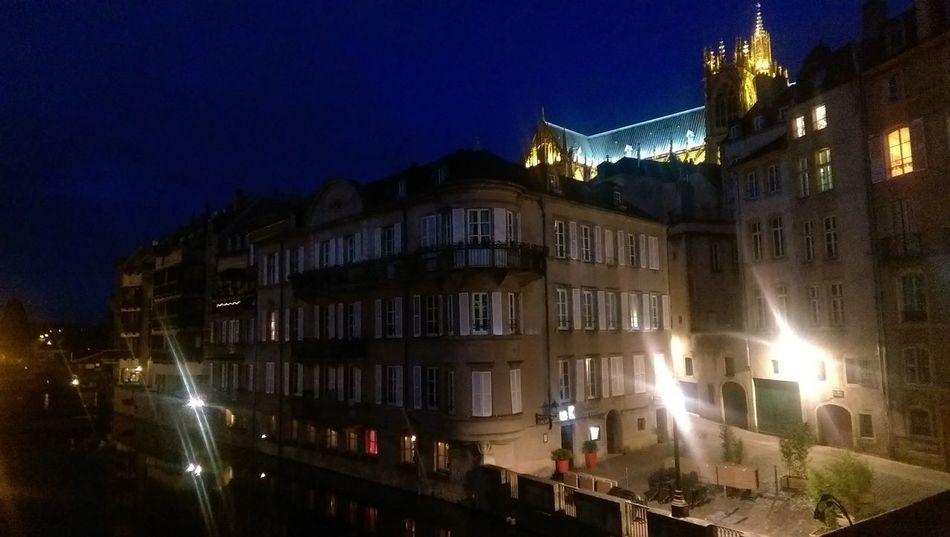 Metz by Night 05.2016. A beautiful town Metz, France Lorraine Lothringen Hello World Taking Photos Nightphotography France🇫🇷 Weekend ♥