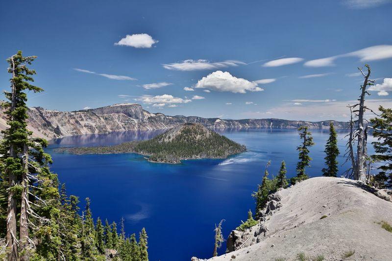 Crater Lake HDR