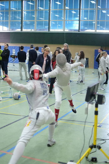 Fencingtournamen