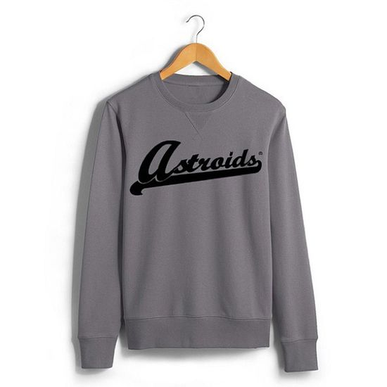 @astroids Full Embroidered Heavy Weight Crewneck Sweater!! Winter ain't over!! Astroids California Fashion Fresh Staytuned Streetwear 916 Streetfashion
