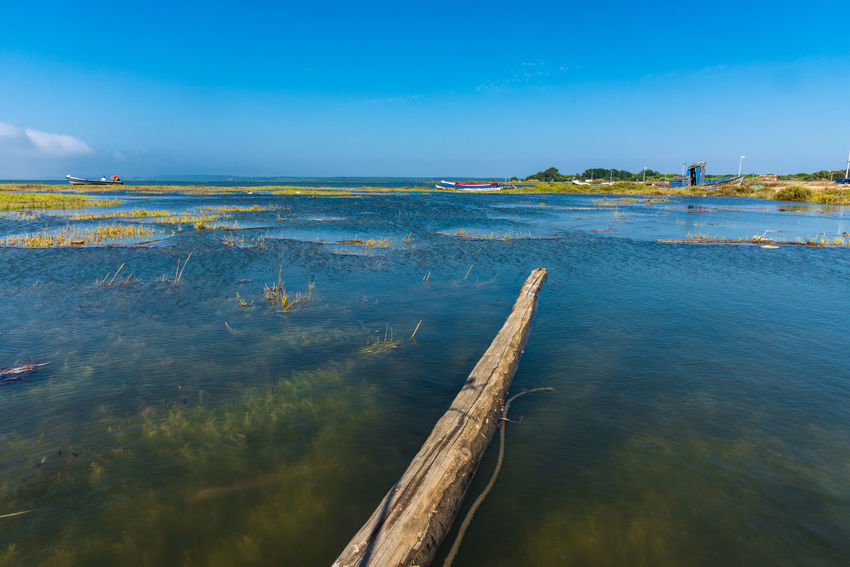 Harbour Portugal Rio Scenic Alentejo Cais Dock Horizon Over Water Nature No People Outdoors Palafitic Palafitico River Riviere Scenics Sky Tranquility Water Wooden Structure