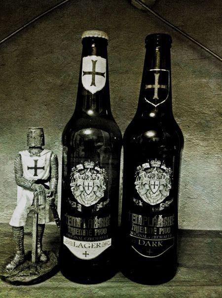 Beer Czech Beer Knights Templar