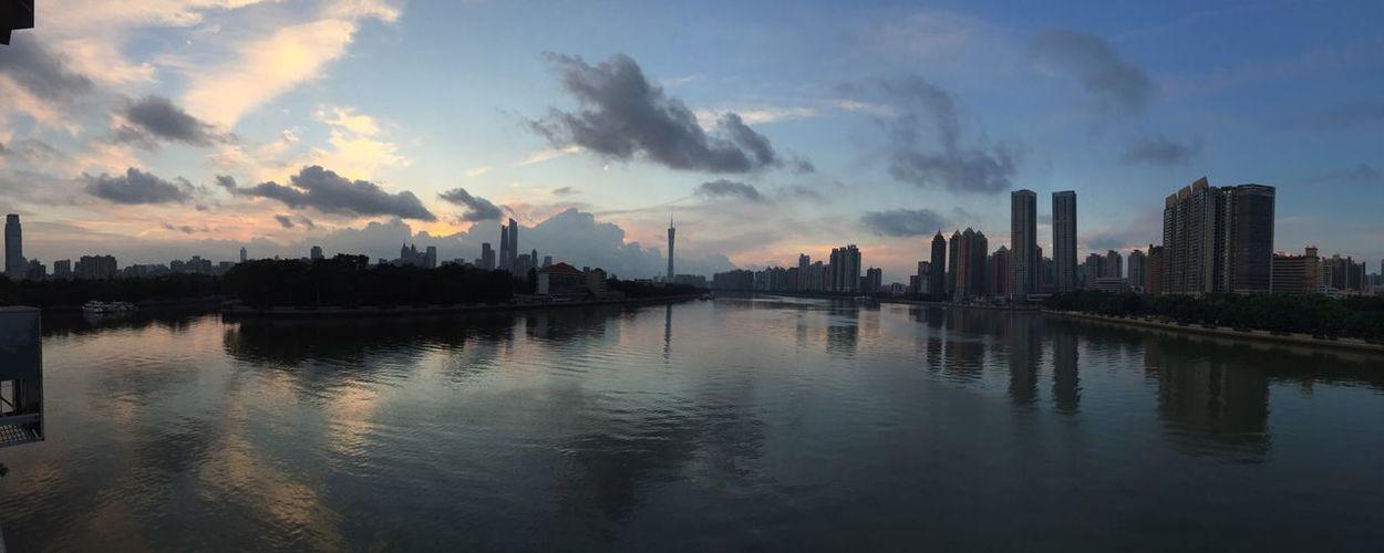 好心情(1) EyeEm Selects Sky Cloud - Sky Architecture City Building Exterior Water
