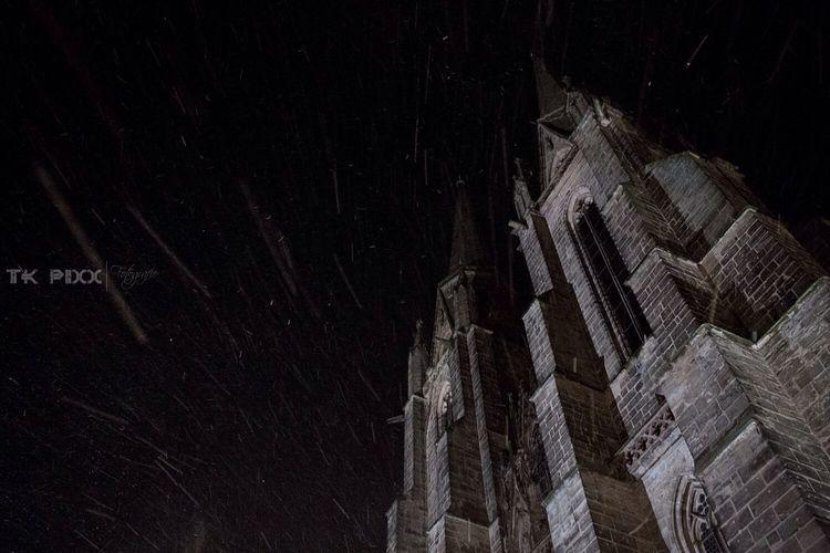 Diesen Winter in Marburg.