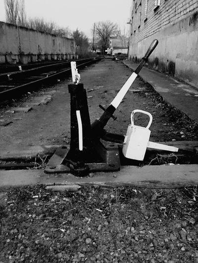 Vrn Railway Vpzht Black And White Black & White