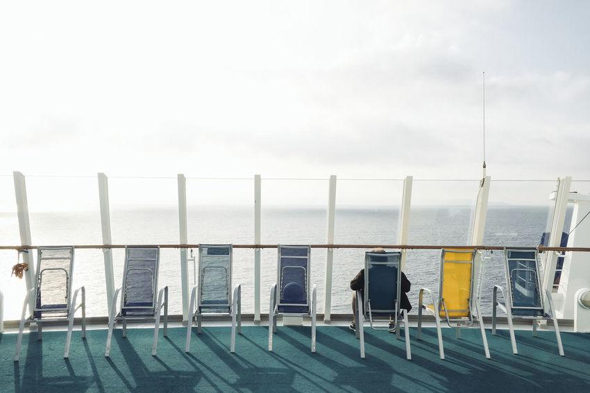 Aida Aidacruises Blu Chair Colours Sunrise Tourism Tourist