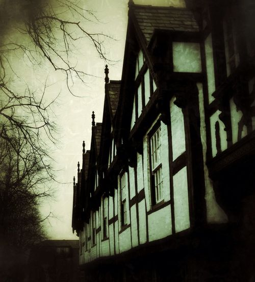 Chester at the witching hour