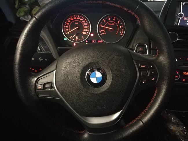 1er BMW Lenkrad Schönes Auto  Car Sportscar Unser Baby Sportlich